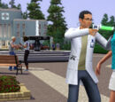 Медицина (The Sims 3)