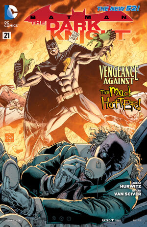 [DC Comics] Batman: discusión general 300px-Batman_The_Dark_Knight_Vol_2_21
