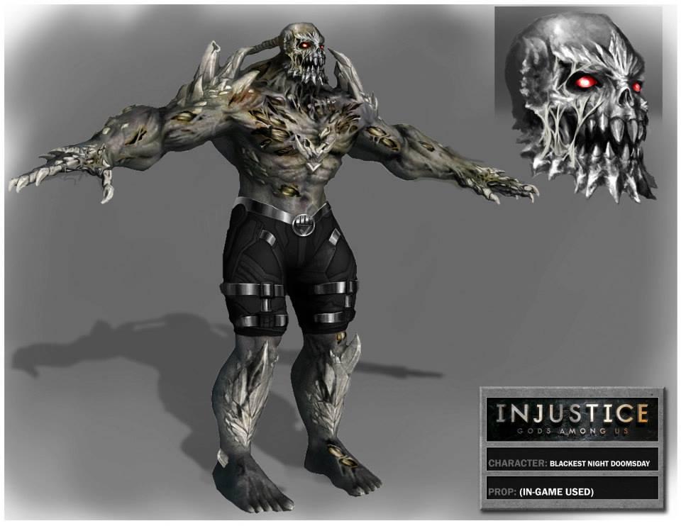 Image - Blackest Night Doomsday Concept.jpg - Injustice