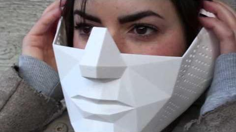 Eidos Sensory Augmentation Mask