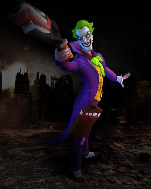 Arkham Joker Infinite Crisis Joker Infinite Crisis Wiki