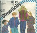 Simplicity 6114 B