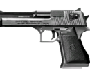 Desert Eagle-Silver