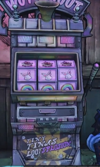 tina slot machine
