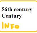 56th century Century
