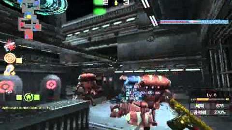 Counter-Strike Online Metal Arena GamePlay