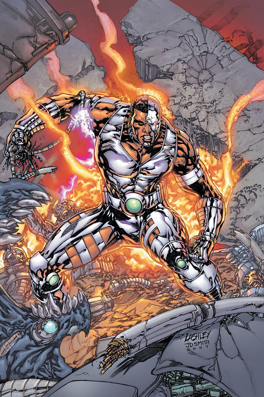 Cyborg 0001