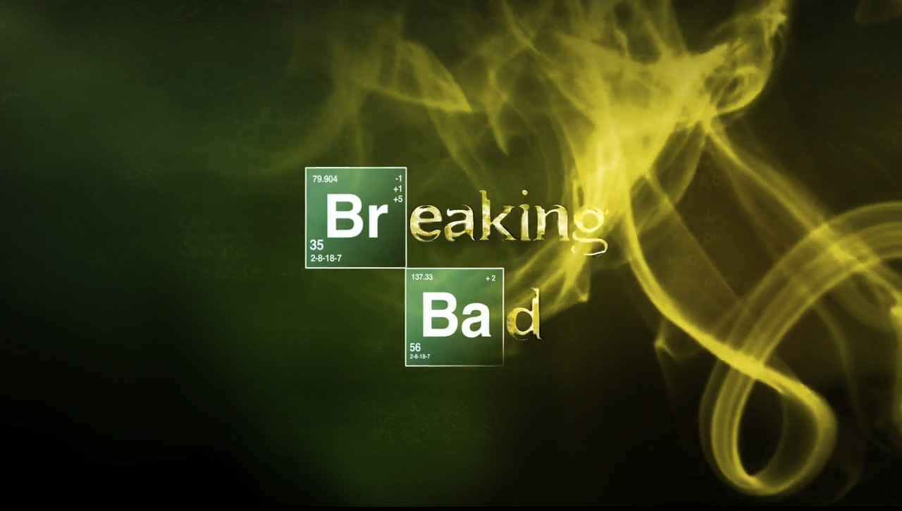 Breaking Bad Symbol Breaking Bad Title Sequence