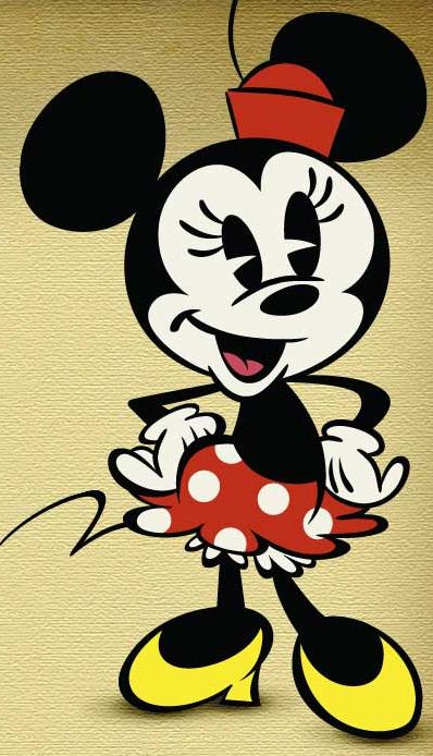 Minnie Mouse Disney Wiki
