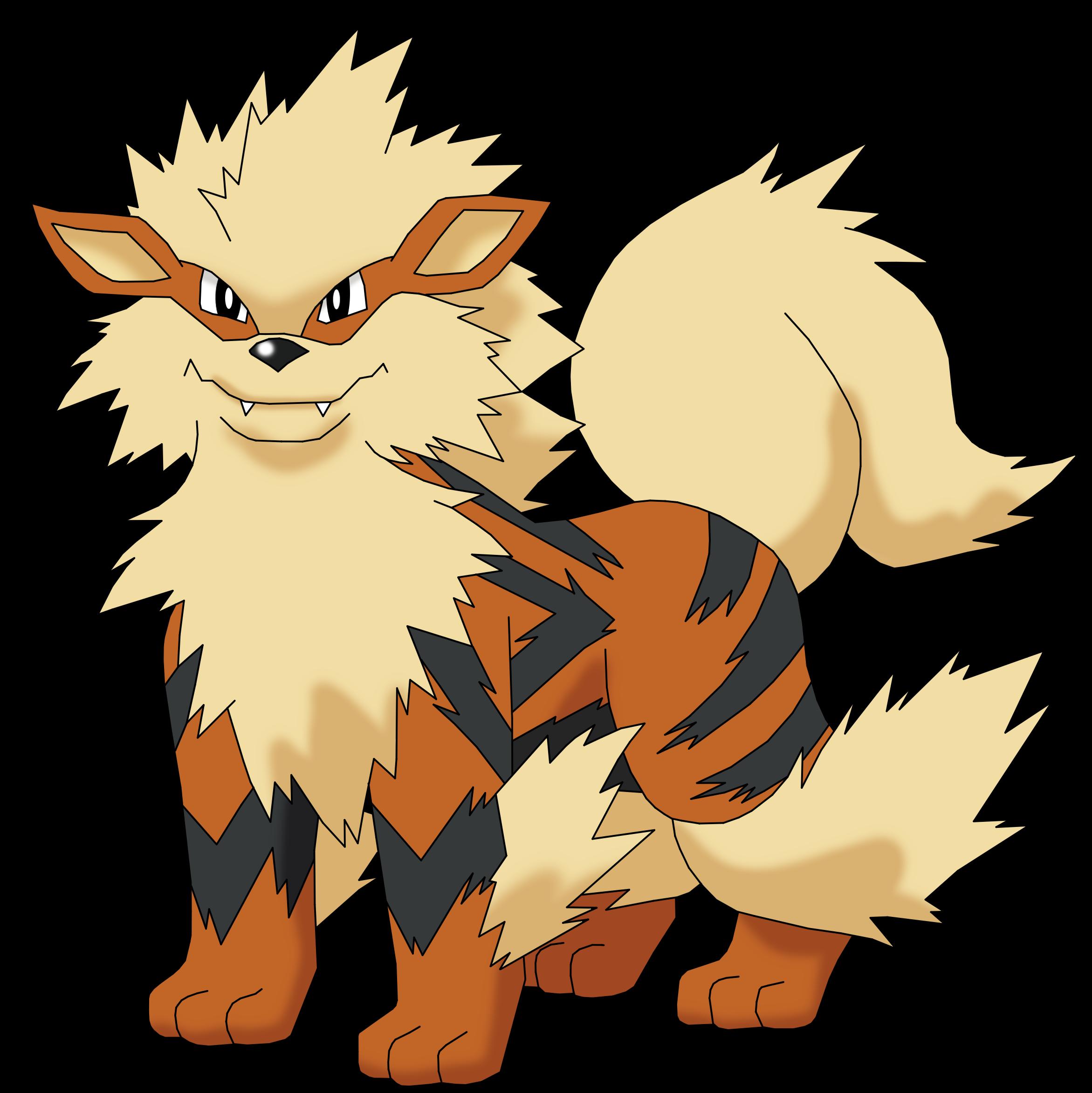 Arcanine - Sonic Pokémon Wiki