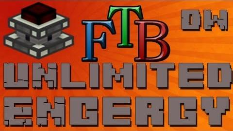 FTB Unlimited Power Source Feed The Beast Tutorial - Ep. 7 (DuhWynning)