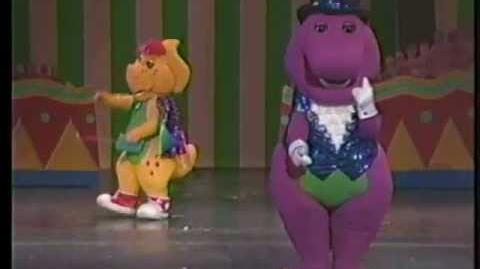 Barney Live! in New York City