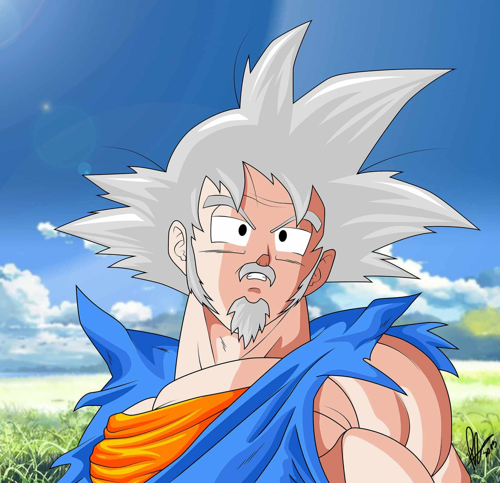 How Old Is Goku
