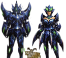 Brachydios Armor (Blademaster) (MH4U)