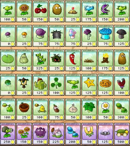 Imagenes nuevas de las plantas de plants vs zombies - Imagui