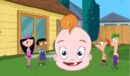 Candace as Gaint Baby Head.jpg