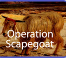 Operation Scapegoat