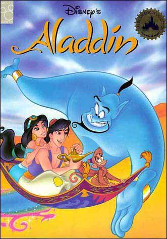 Aladdin Classic Storybook Disney Wiki Wikia