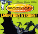 Batman Incorporated: Leviathan Strikes! Vol 1 1