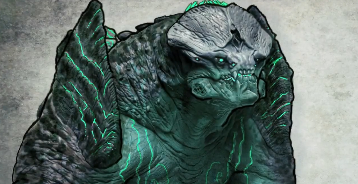 [KIT] Deep Leatherback_concept