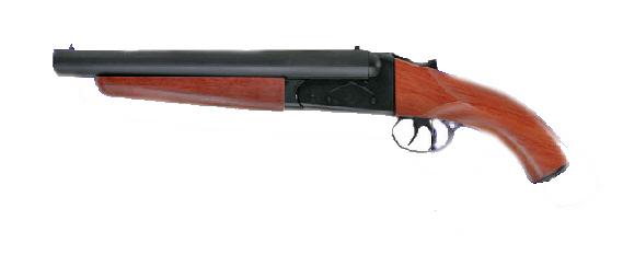 Double-Barrel Shotgun - Battlefield Wiki - Battlefield 4, Battlefield 3, Weapons, Levels, Maps ...