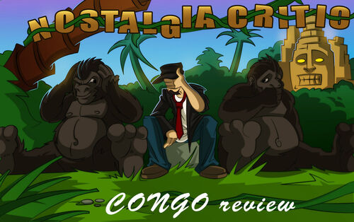 Congo - Channel Awesome Wiki - ThatGuyWithTheGlasses