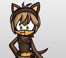 Karamell the Hedgehog
