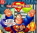 Superman: Man of Steel Vol 1 132