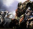 Механика игр (Dark Souls)
