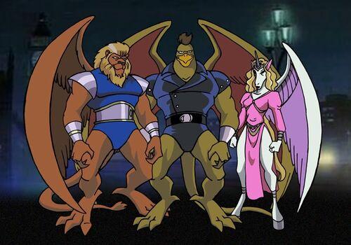 London Clan Grimorum The Gargoyles Wiki
