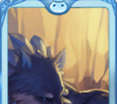 Blue Rackuf Card