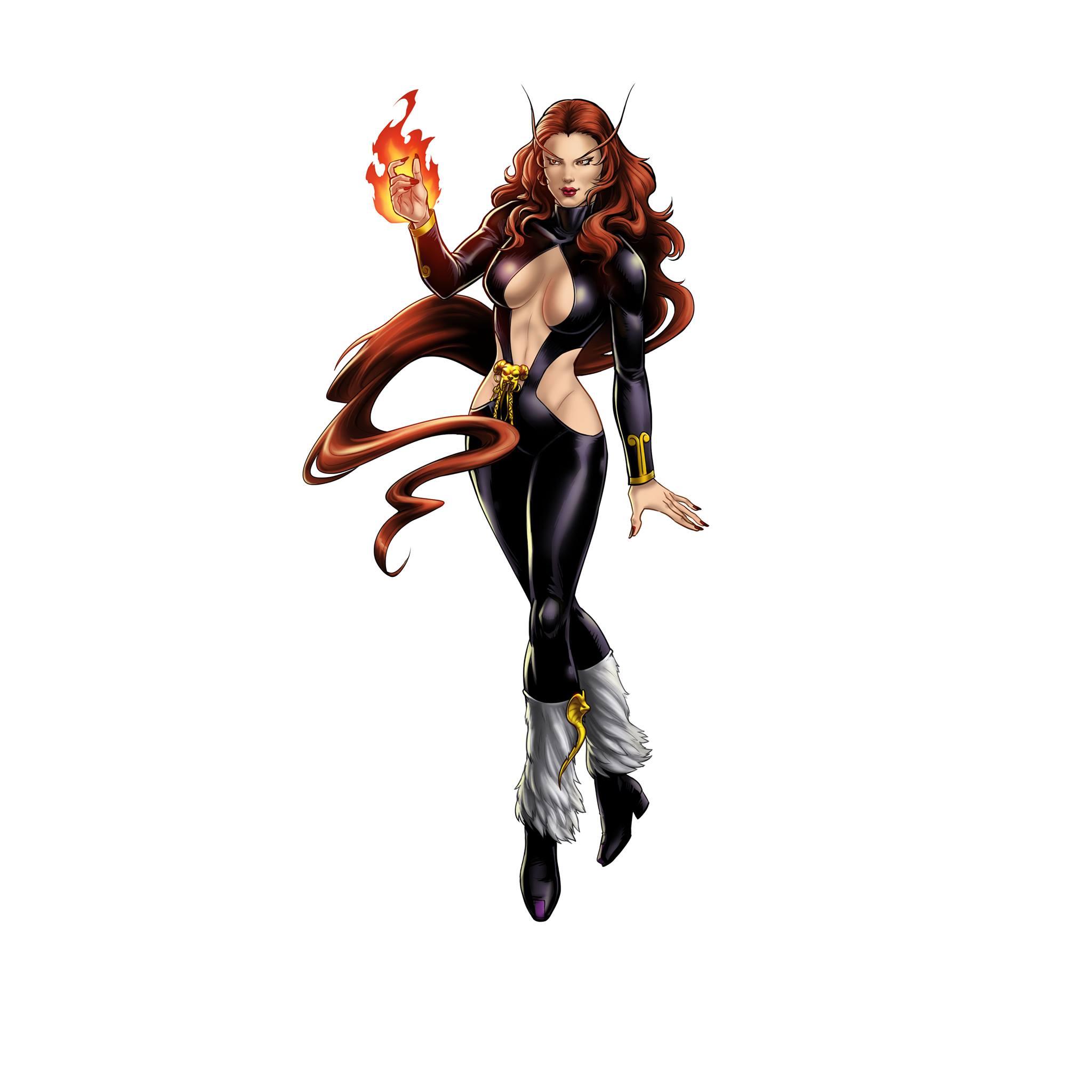 X23 Marvel Aveng...X 23 Marvel Avengers Alliance