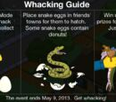 Whacking Day Event