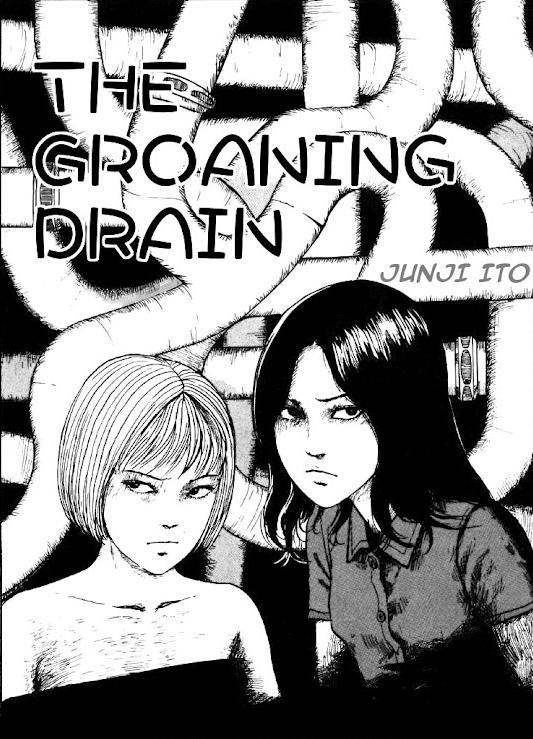 Groaning Drain Pipes Junji Ito Wiki
