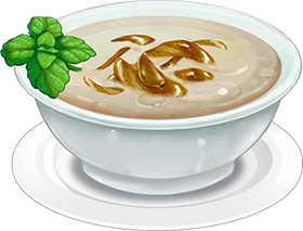 Recipe-White Turnip Soup