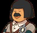 Deputy Commissioner Chan
