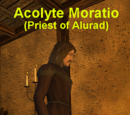 Acolyte Moratio