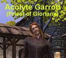 Acolyte Garrod