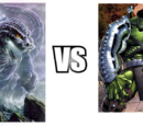 Godzilla vs Hulk