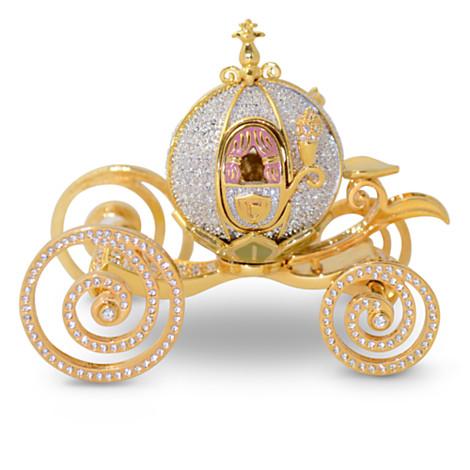 Cinderella Coach Figurine by
