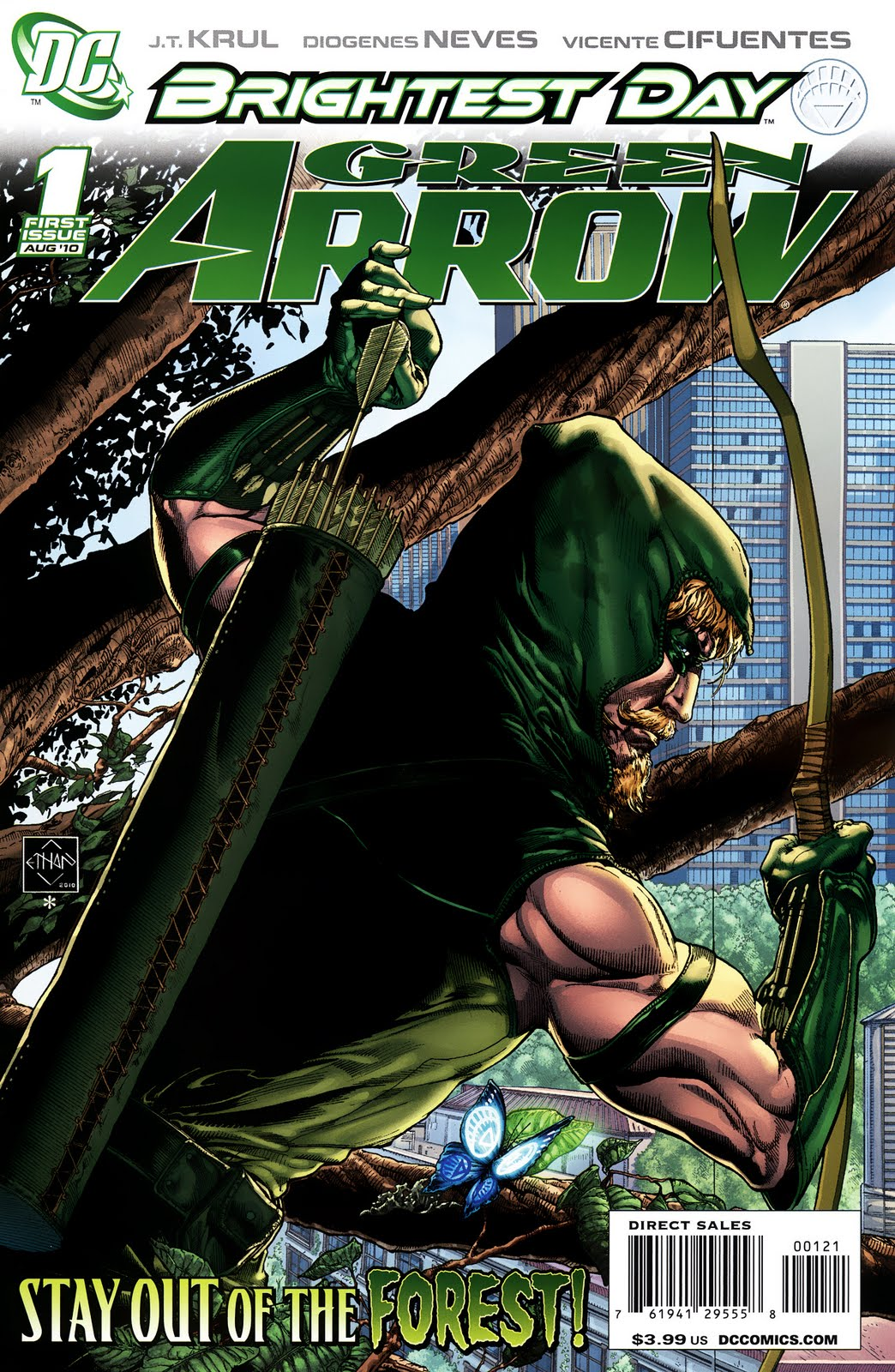 4 1 My Fall Uniform: Green Arrow Vol 4 1