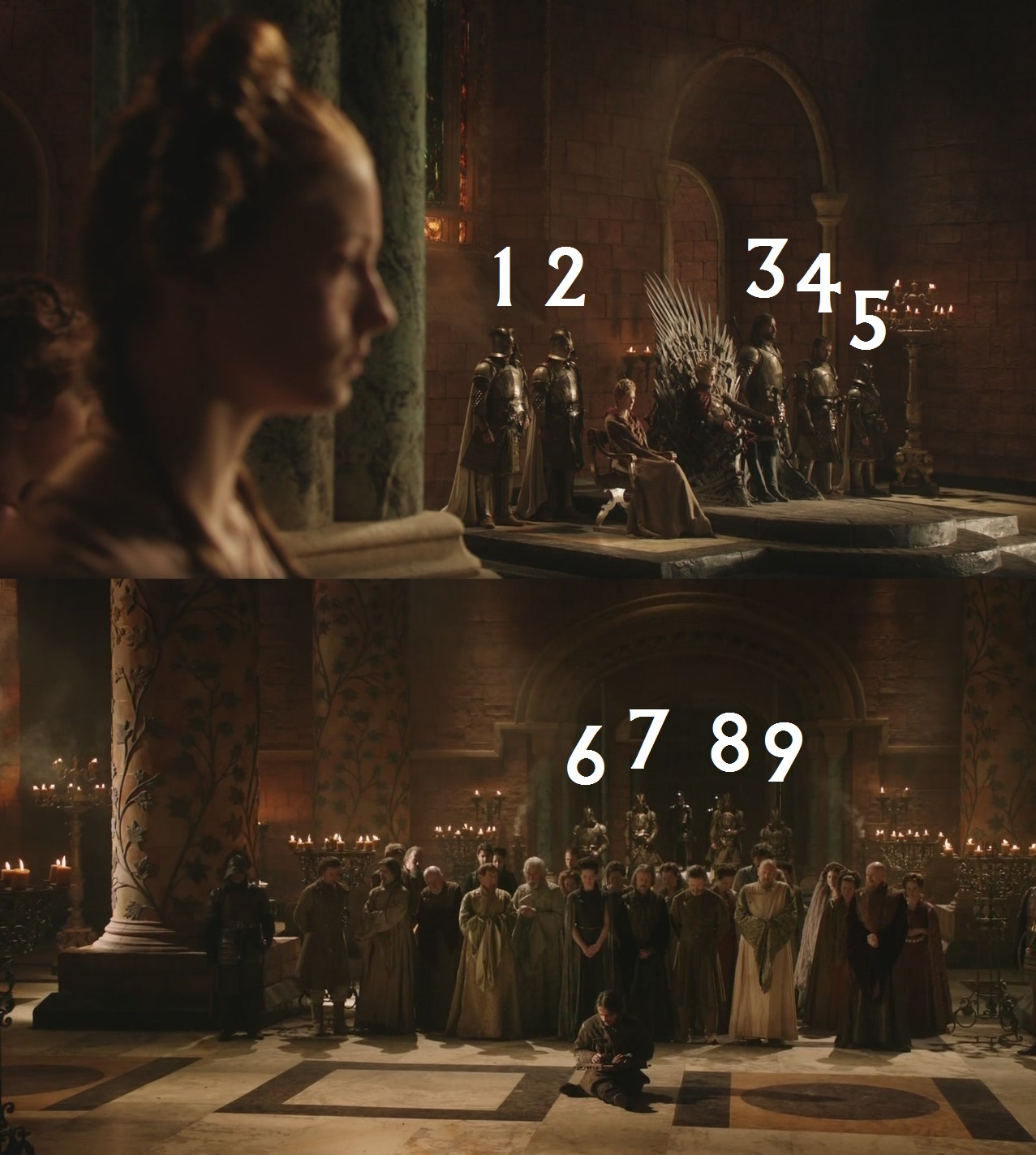 Unmarked Spoilers All Books Game Of Thrones: [S5] [ALL SPOILERS] About The Kingsguard : Gameofthrones