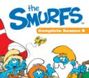 Smurfs: Complete Season 9 (Region 4 DVD)