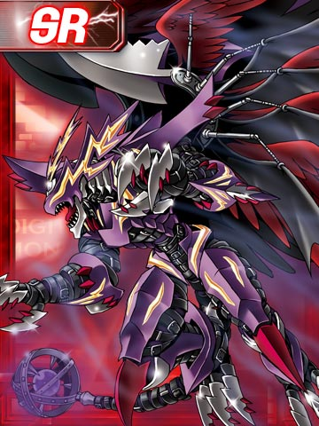 el mensajero y la realidad (londres) Death-X-Dorugoramon_ex_collectors