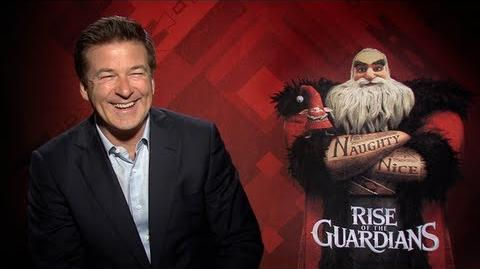 Alec Baldwin Interview for RISE OF THE GUARDIANS