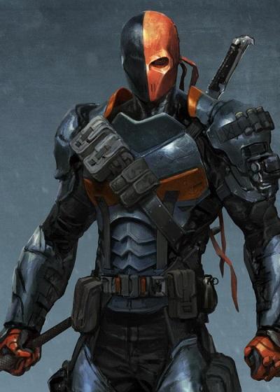 Arkham Origins Deathstroke Injustice Deathstroke Arkham Origins