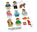850794 Family Window Decals