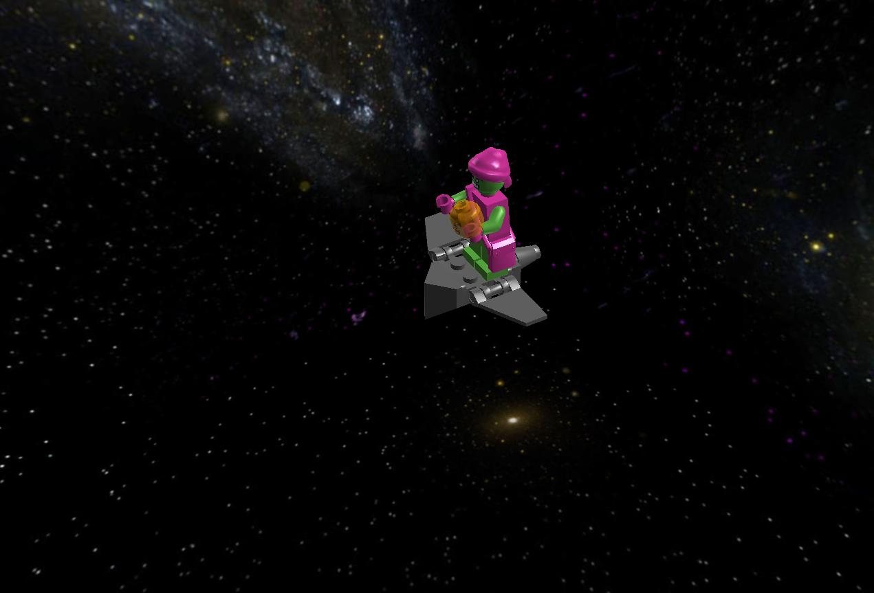 lego green goblin glider instructions