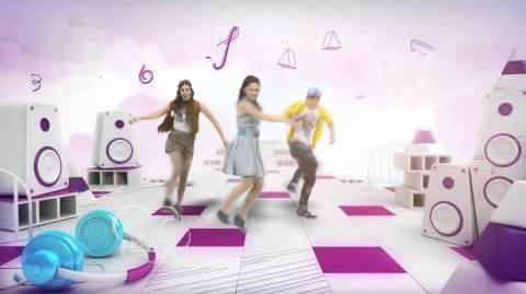 Violetta - Opening Titles!