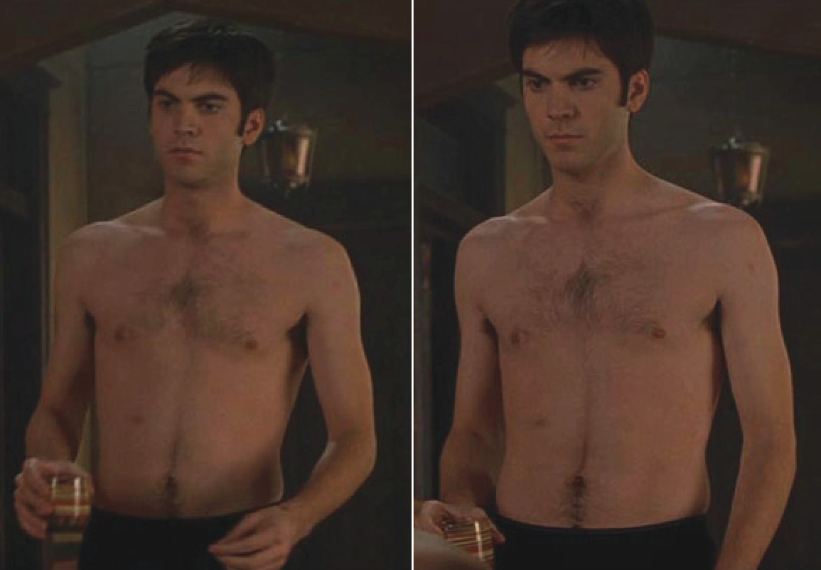 Image Wes Bentley Shirtless 2 Jpg Power Rangers Lost